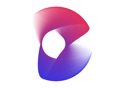 Creating magic minimal abstract branding movment magic logo ui