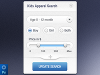 Kids Apparel Search