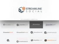 Streamlinesocial logo and revisions