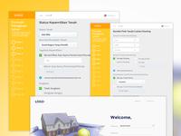 Form design for land application