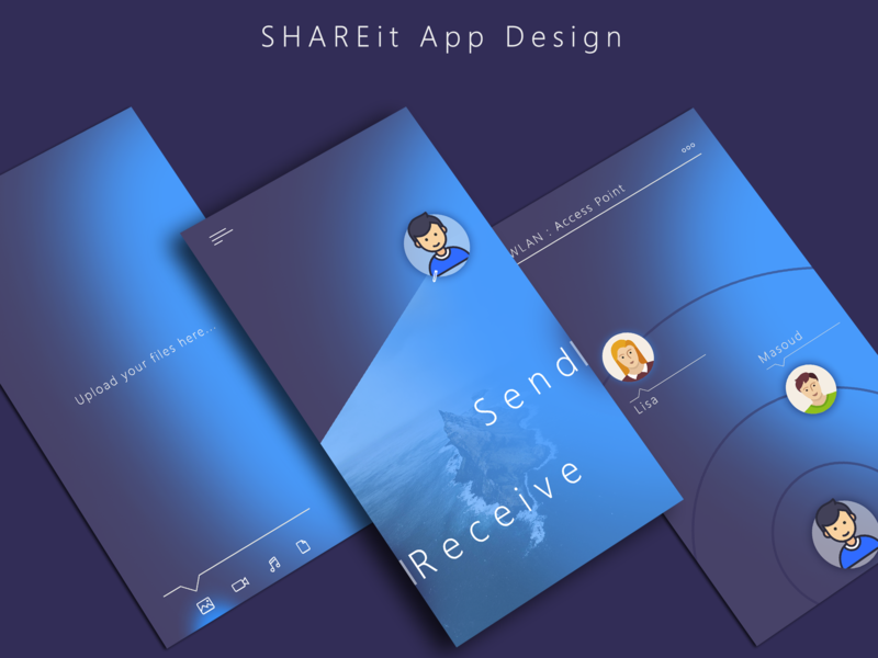 Share It App Ios To Android How to Use SHAREit App Android