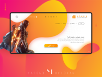 Atarix - Website Design // Game Trading Website