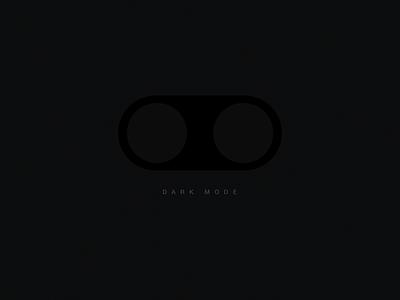 Dark Mode design marakas dark mode blacklivesmatter