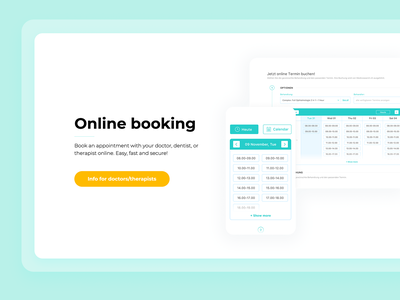 Online booking uiux interface search and booking medical services swiss app design ux ui website web marakas medicosearch medical medic medicos app booking