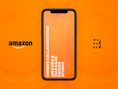 Amazon Branded Shop online shopping rockay branding website ux ui design web marakas online shop amazon