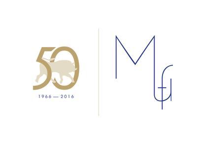 FC PAS Giannina Anniversary Logo