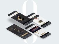 Design for MissQ app