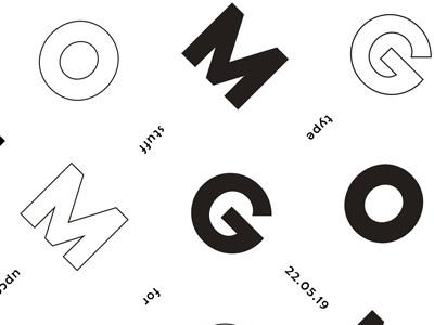 omgomgomg stuff typography