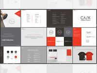 CASK Industries Branding