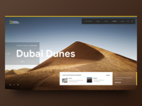 Nat Geo Photos Exploration #2 - Dunes