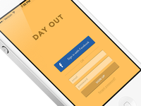Day Out - App Login