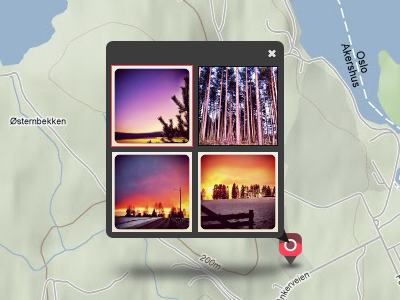 InstaEarth Multi-photo Marker instaearth instagram logo application photography iphone earth