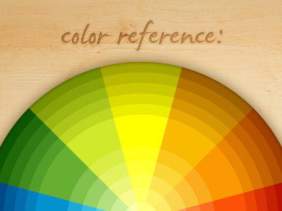 Color Wheel colorwheel blue yellow red colortheory mobile ansca corona game iphone color blendergame blender