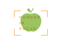 Hunger In Focus stamp