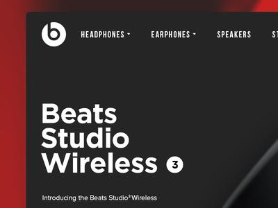 Beats Web Design