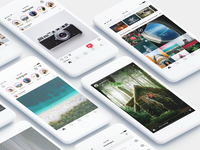 Instagram UI Kit (October 2018)