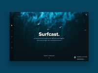 Surf UI Design