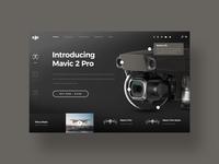 DJI Mavic 2 Pro UI