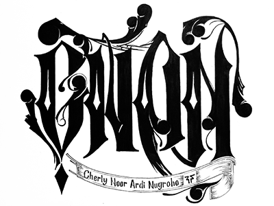 Exploring Victorian Type black style old name explore type victorian lettering