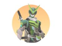 Genji Anniversary Skin