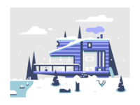 Winter Home