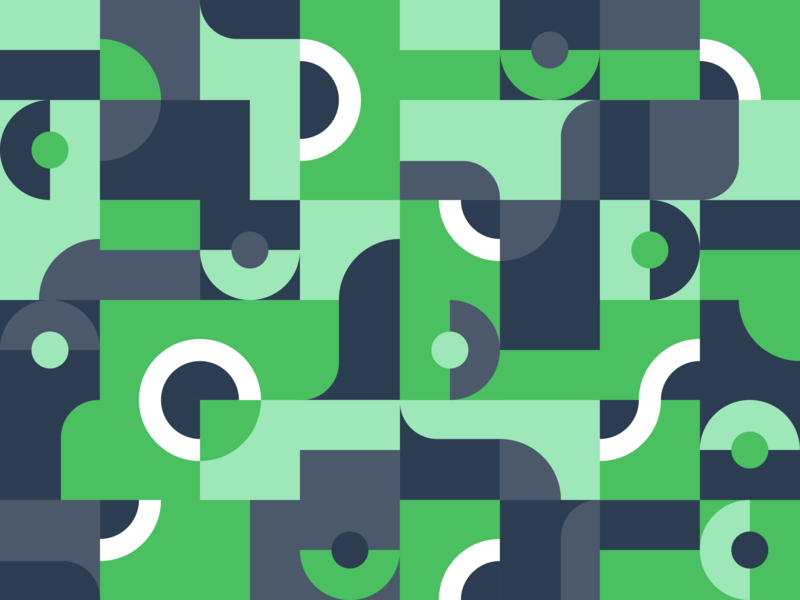 Pattern 1 green simple illustrator vector design illustration pattern