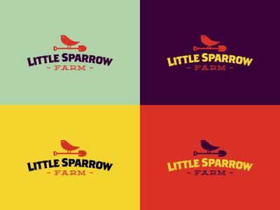 Little Sparow Farm Colors