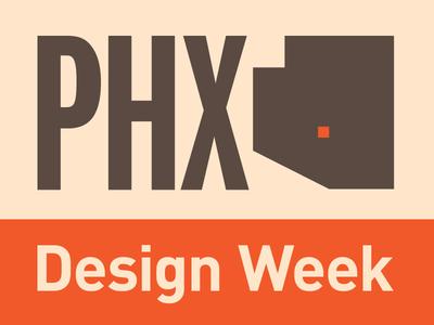 Phx Design Week