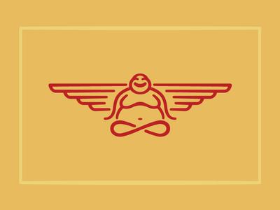 Fly Buddha