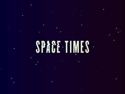 Space Times