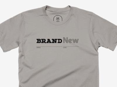 Brand New Brand New Shirt cotton bureau grey before after brand new shirt