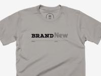 Brand New Brand New Shirt