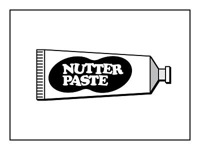 Nutter Paste get it cooper revolutionary tube butter peanut paste nut