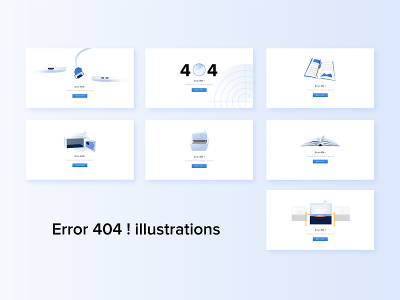 Error 404 web design apps design not found ui  ux ui visual illuatration error 404 error