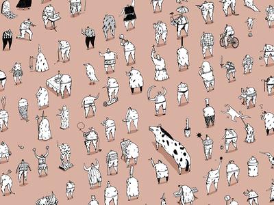 A Thousand Mates