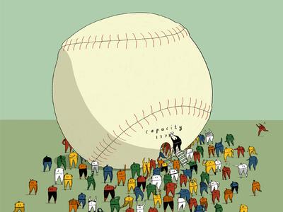 Baseball is Stuffed - For NYT