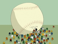 Baseball is Stuffed - For NYT