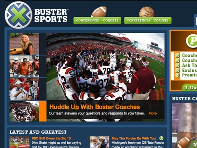 Buster Sports sports