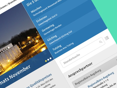 Relaunch css3 jquery search html5 grid responsive media-queries scandio