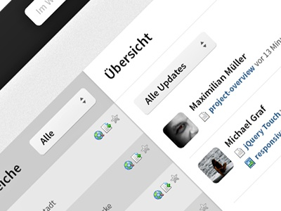 Atlassian Confluence Theme atlassian confluence css3 html5 theme interface responsive jquery