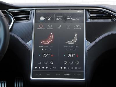 In-Car Interface