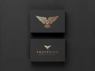 PROVISION crosshatching provision dark logo industrial dove crosshatch vector hand drawn illustration brandidentity branding brand