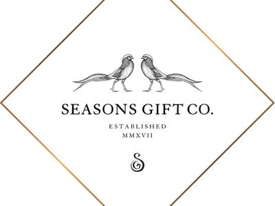 Logo & Monogram designed for Seasons Gift Co.