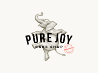 Pure Joy Bake Shop - Logo design