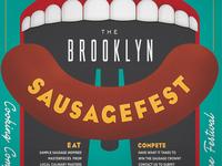 Sausagefest poster