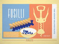Pipalato Fusilli