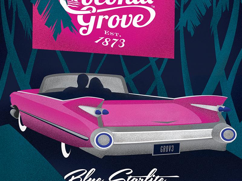 Grove bluestarlite