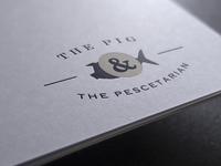 Pig & Pesce Logo