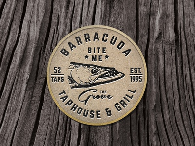 Barracuda Taphouse & Grill Badge