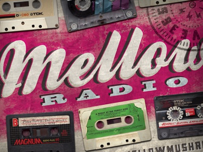 Dribbble mellowradio